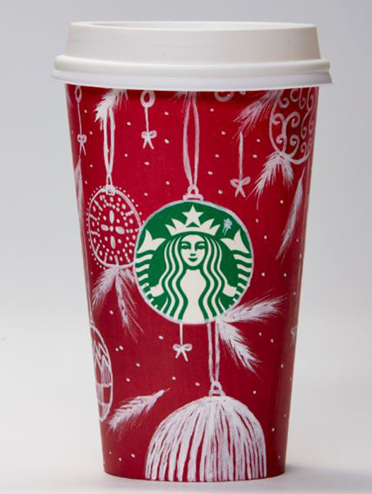abc7ny - Starbuck Christmas Cups