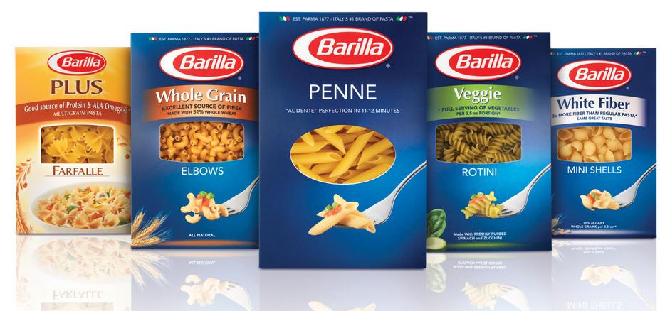 italy�s no1 pasta brand barilla uk experiential tour