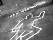 Guerrilla Chalk Stencils