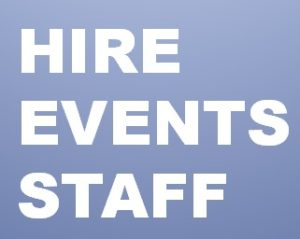 Hire Events Staff London