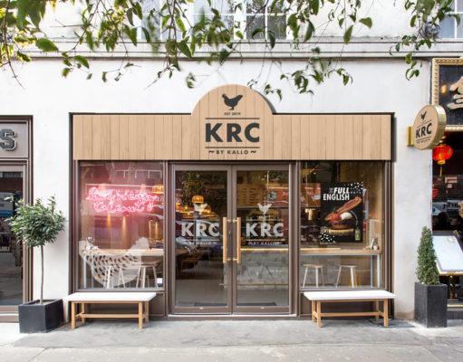 KRC Pop UP London