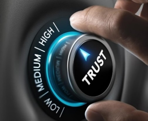 Build trust using face to face marketing